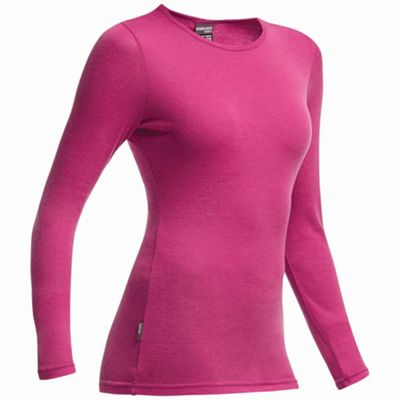 Icebreaker Women's Everyday LS Crewe