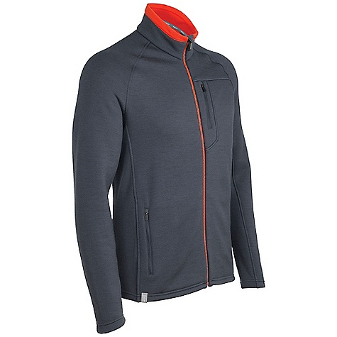 photo: Icebreaker Kodiak Jacket fleece jacket