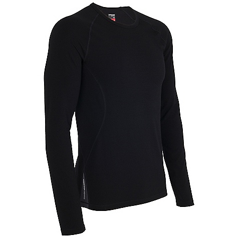 photo: Icebreaker Pursuit Long Sleeve Crewe base layer top