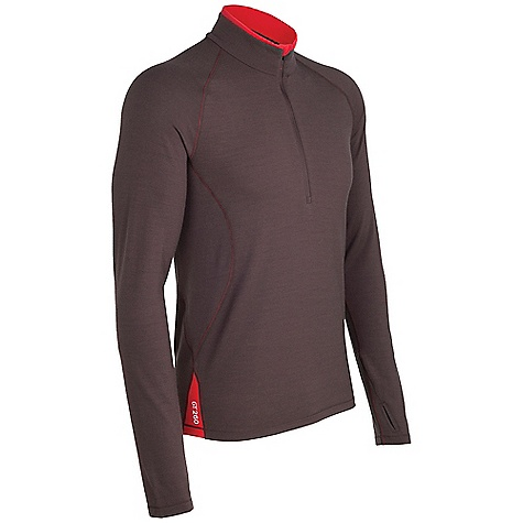 Icebreaker Pursuit Long Sleeve Half Zip
