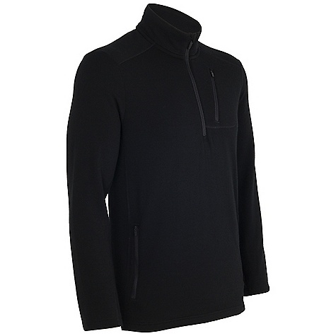 photo: Icebreaker Sierra Half Zip base layer top