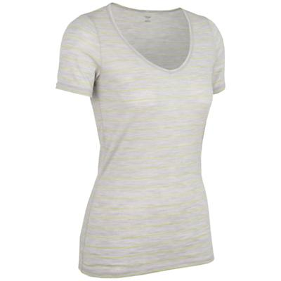 Icebreaker Women's Siren SS Sweetheart Top