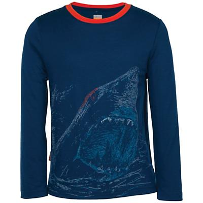 Icebreaker Boys' Tech LS Chomp Crewe