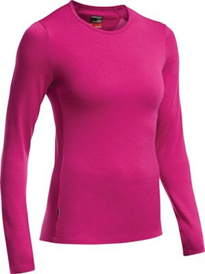 Icebreaker Women's Tech Top LS Crewe