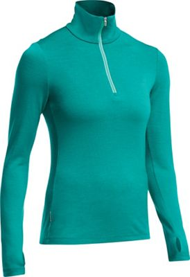 Icebreaker Women's Tech Top LS Half Zip