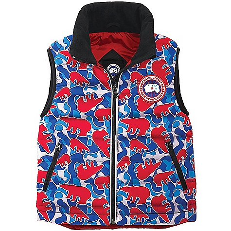 photo: Canada Goose Bobcat Vest down insulated vest