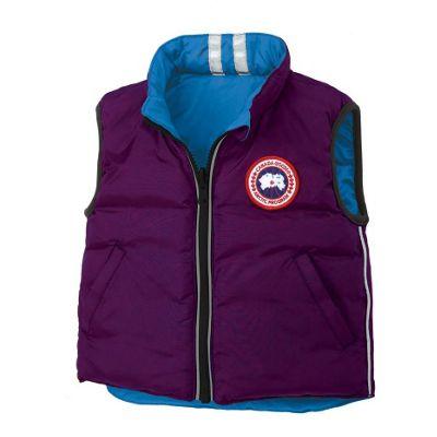 Canada Goose Baby Reversible Cub Vest