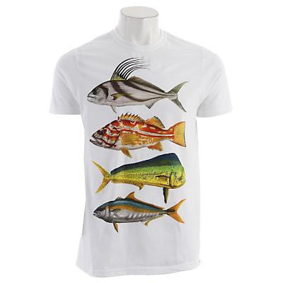 Hurley Stacked T-Shirt - Men's