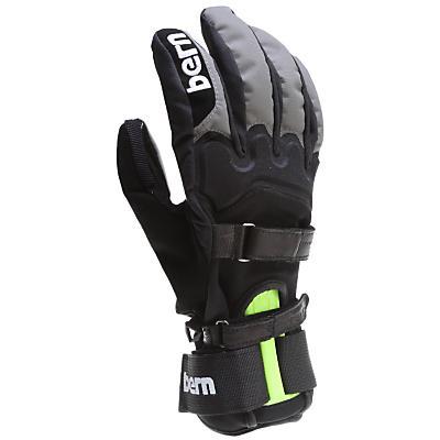 Bern Tyler w/ Removable Wristguards Gloves - Men's
