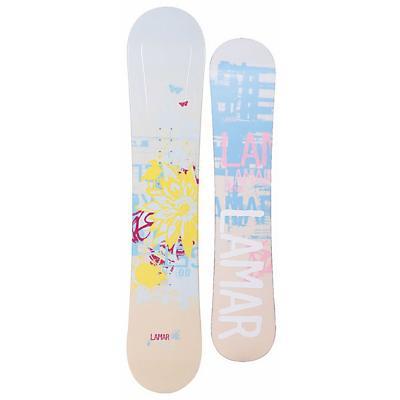 Lamar Foxie Snowboard 123 - Girl's