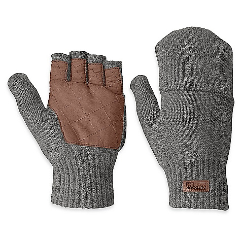 photo: Outdoor Research Men's Lost Coast Mitt fleece glove/mitten