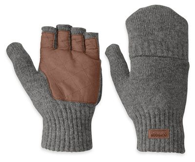 Outdoor Research Men's Lost Coast Fingerless Mitt