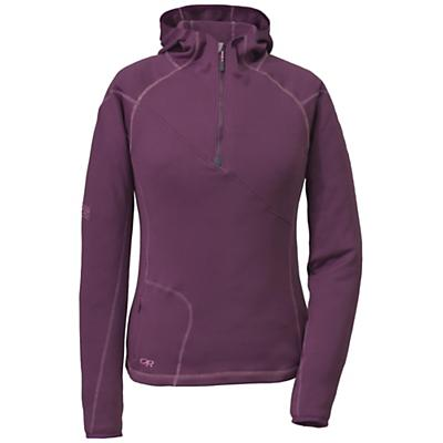 Outdoor Research Women's Radiant HD Half Zip Hoody