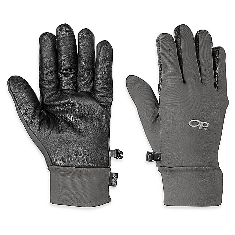 photo: Outdoor Research Sensor Gloves fleece glove/mitten