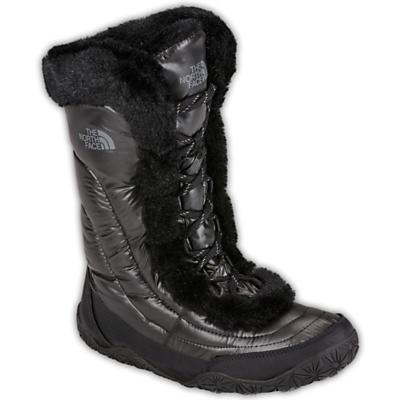 The North Face Women's Nuptse Faux Fur IV Bootie