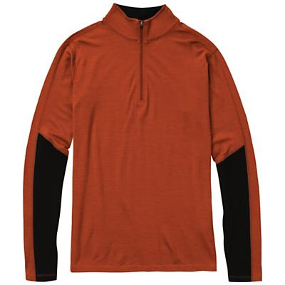 Ibex Men's Indie Boulder Zip T Top