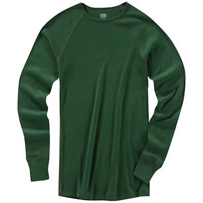 Ibex Men's Woolies 220 Stripe Crew