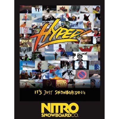 Nitro Hyped! Snowboard DVD