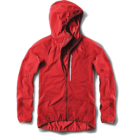 photo: Westcomb Crest Hoodie wind shirt