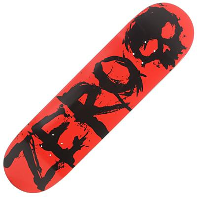 Zero Blood Negative Skateboard 8.25 inch
