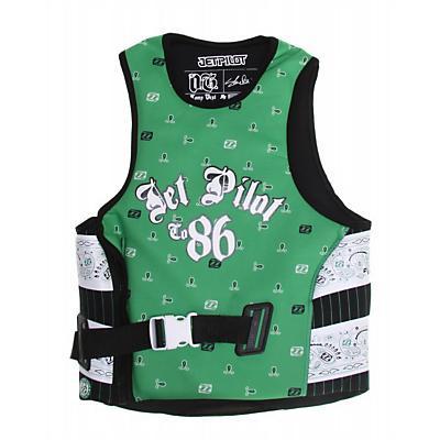 Jet Pilot OG Comp Wakeboard Vest w/ Utak Lining - Men's