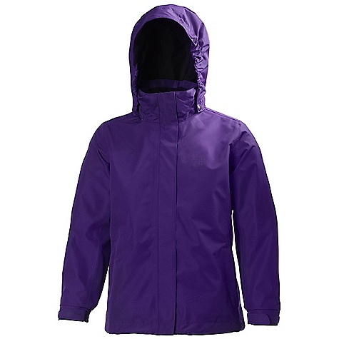 photo: Helly Hansen Kids' New Aden Jacket waterproof jacket