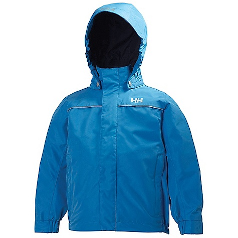 photo: Helly Hansen Kids' Dublin Jacket waterproof jacket