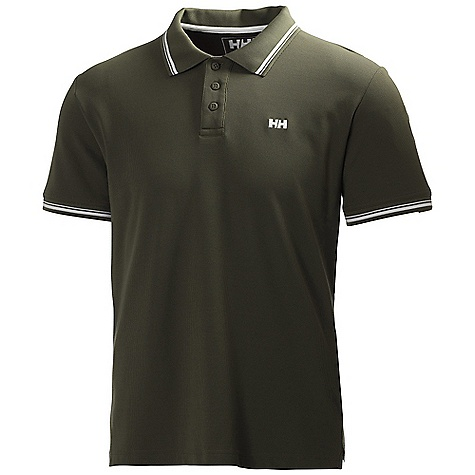photo: Helly Hansen Kos Polo hiking shirt