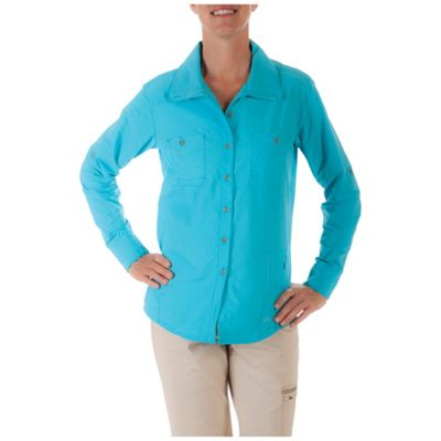 Mountain Khakis Women's Granite Creek Long Sleeve Shirt