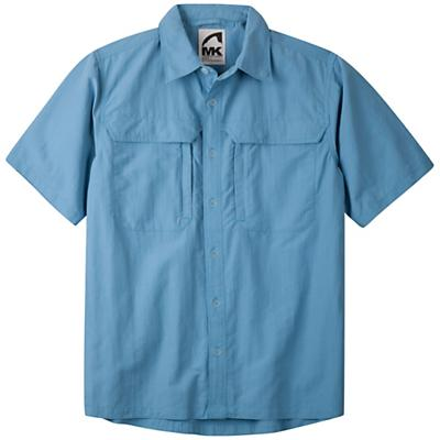 Mountain Khakis Men's Granite Creek Short Sleeve Shirt