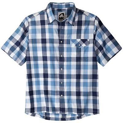 Mountain Khakis Men's Oxbow Short Sleeve Shirt
