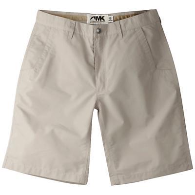 Mountain Khakis Men's Poplin Short - 10 Inch Inseam