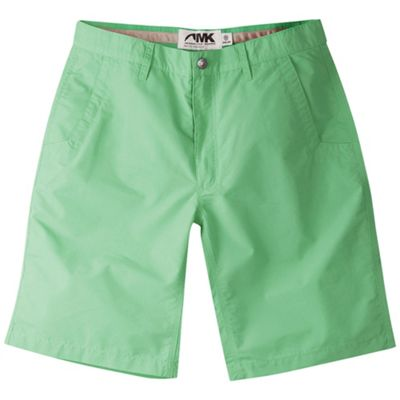 Mountain Khakis Men's Poplin Short - 12 Inch Inseam