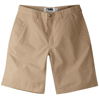 Mountain Khakis Men's Poplin Short - 12 Inch Inseam