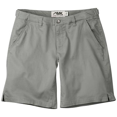 Mountain Khakis Women's Lake Lodge Twill Short  - 10 Inch Inseam