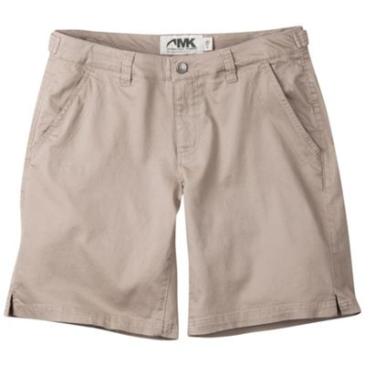 Mountain Khakis Women's Lake Lodge Twill Short - 8 Inch Inseam