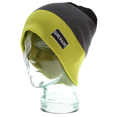 Grenade Block Head Beanie - Men's