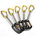 Grivel Beta Quick Easy Quickdraw - 5 Pack