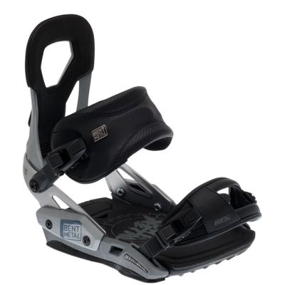 Bent Metal Mortal Snowboard Bindings - Men's