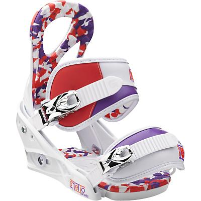 Burton Stiletto Smalls Snowboard Bindings Small - Kid's