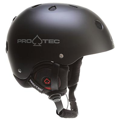 Protec Classic Audio Force Snowboard Helmet - Men's
