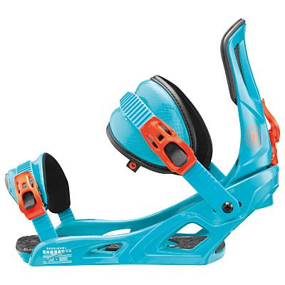 Rossignol Cage Snowboard Bindings V2 - Men's