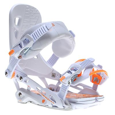 Rome 390 Boss Snowboard Bindings - Men's