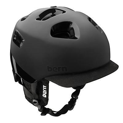 Bern G2 Snowboard Helmet Matte Satin/2Tone Knit - Men's
