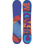 Burton Custom Smalls Flying V Snowboard 135 - Boy's