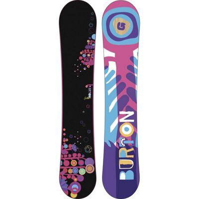 Burton Feather Wide Snowboard 152 - Women's