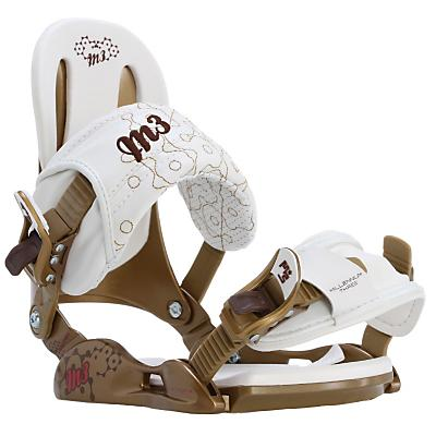 M3 Equinox Snowboard Bindings - Women's