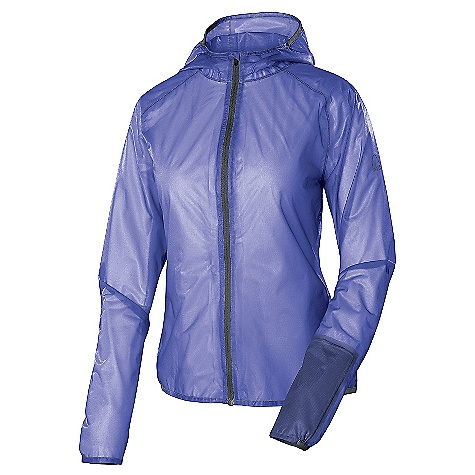 photo: Sierra Designs Women's Cloud Airshell waterproof jacket