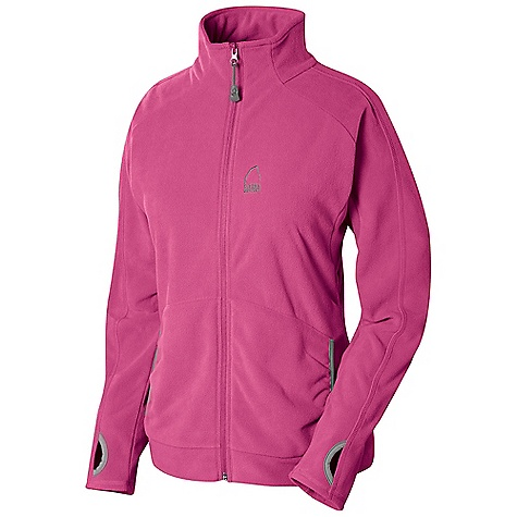 photo: Sierra Designs Frequency Jacket fleece jacket