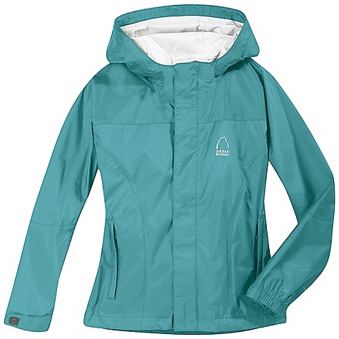 photo: Sierra Designs Girls' Hurricane Jacket waterproof jacket